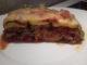 diétás lasagne, cukkinis lasagne tészta nélkül