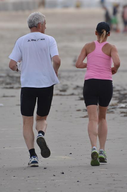 fogyni futással