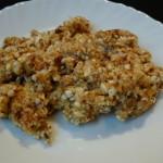 Fogyókúrás császármorzsa recept