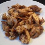Gyros hús recept