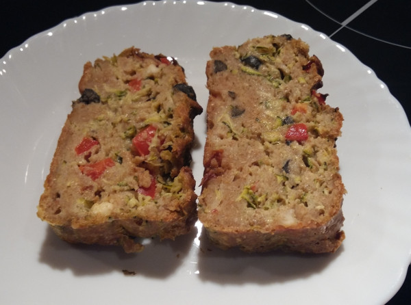 cukkini kenyér recept