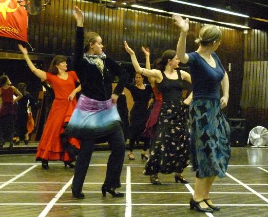 fogyás tánccal
