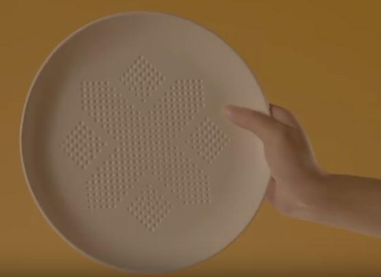 fogyókúrás tányér