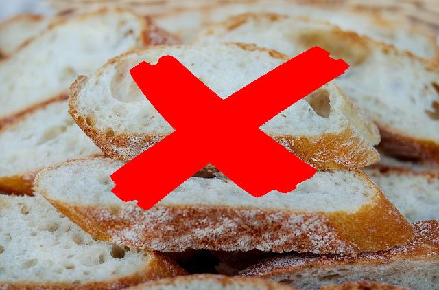 fogyás kenyér elhagyásával