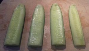 tzatziki uborka kimagozva