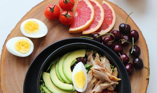 egészséges ételek csirkével a fogyás érdekében