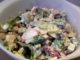 joghurtos csirkemell saláta
