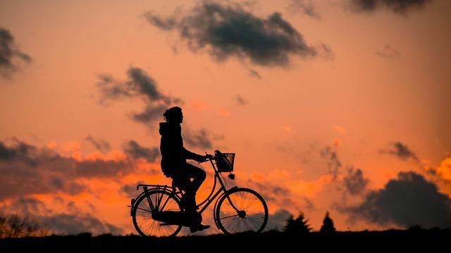 fogyás kerékpározással